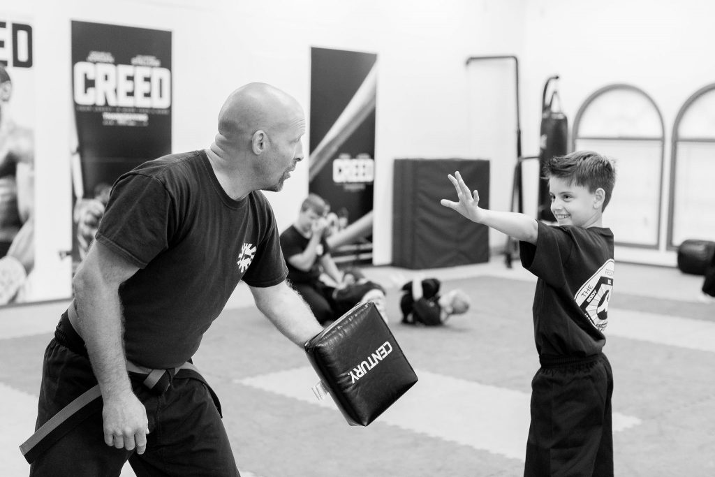Monument CO kids self defense classes